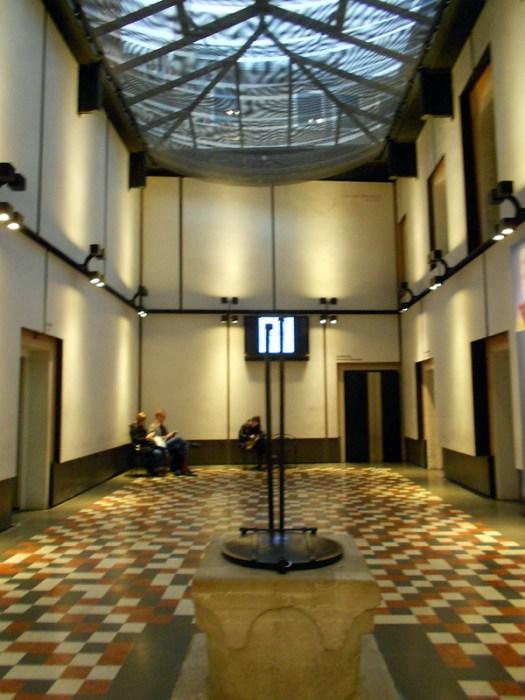 galleria,  Mario Botta, Querini Stampalia, Venezia