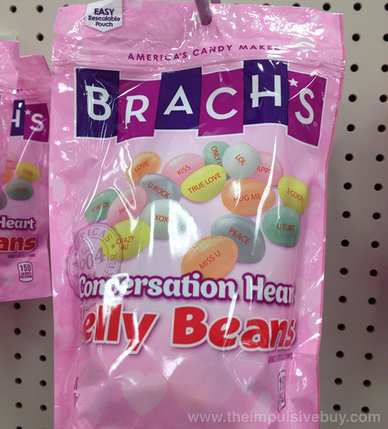 Brach's Conversation Hearts Jelly Beans
