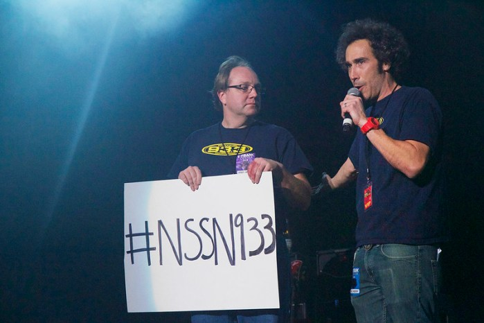 Alf & Nerf - KTCL NSSN 2014