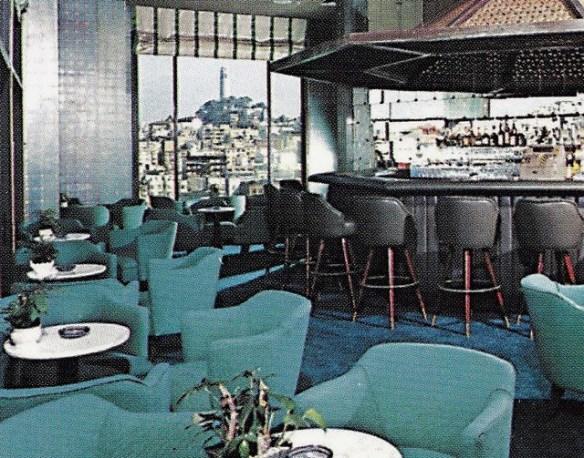 Empress of China Bar 1960s
