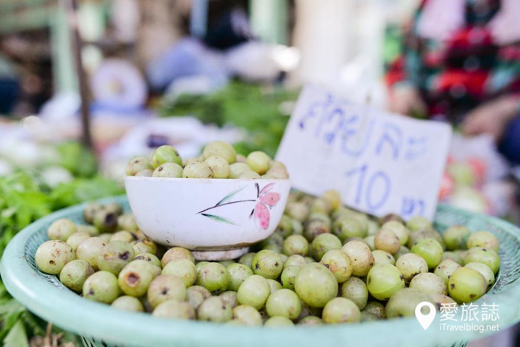 清迈市集 瓦洛洛市场 Waroros Market 04