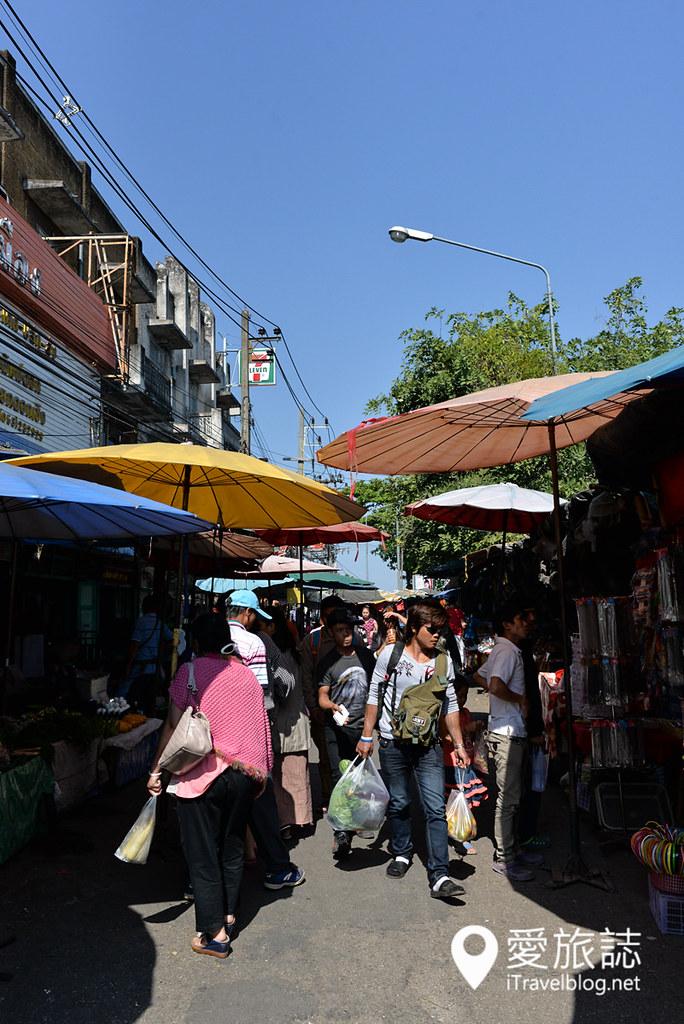 清迈市集 瓦洛洛市场 Waroros Market 10