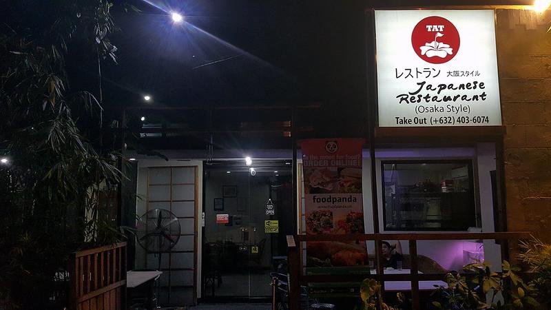 TAT Japanese Restaurant 20150314_224748