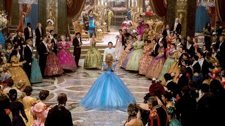 Cinderella tuhkimon tarina arvostelu