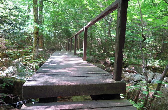 Coppermine Brook Bridge