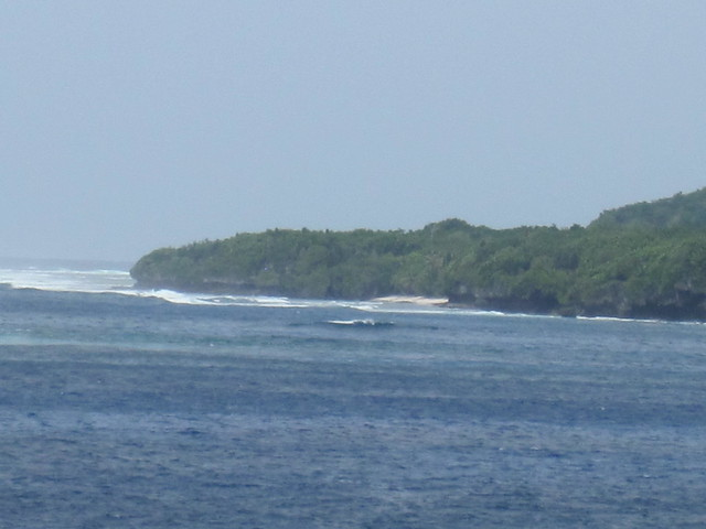 Picture from Double Reef Beach, Guam
