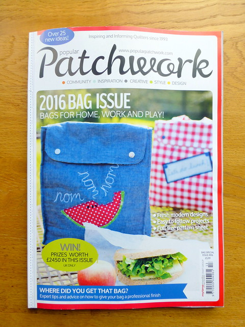 Lunchbags (Popular Patchwork Bag Special May16)