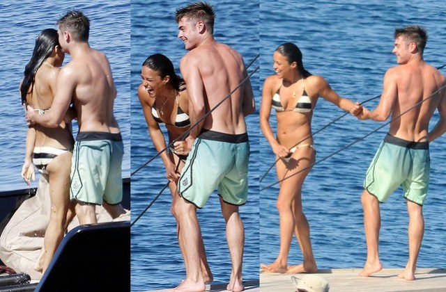 Zac-Efron-And-Michelle-Rodriguez-Caught-Kissing-During-Italian-Holiday