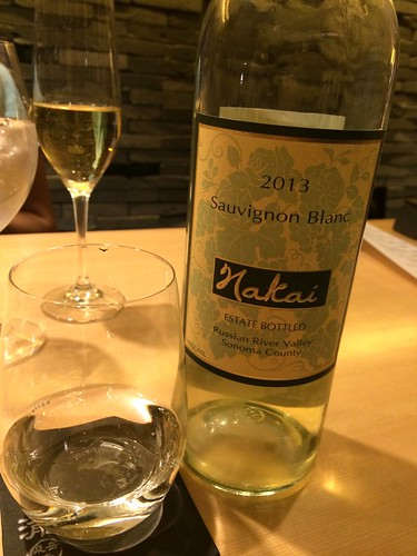 Nakai Vineyard Sauvignon Blanc Russian River Valley@瀧口