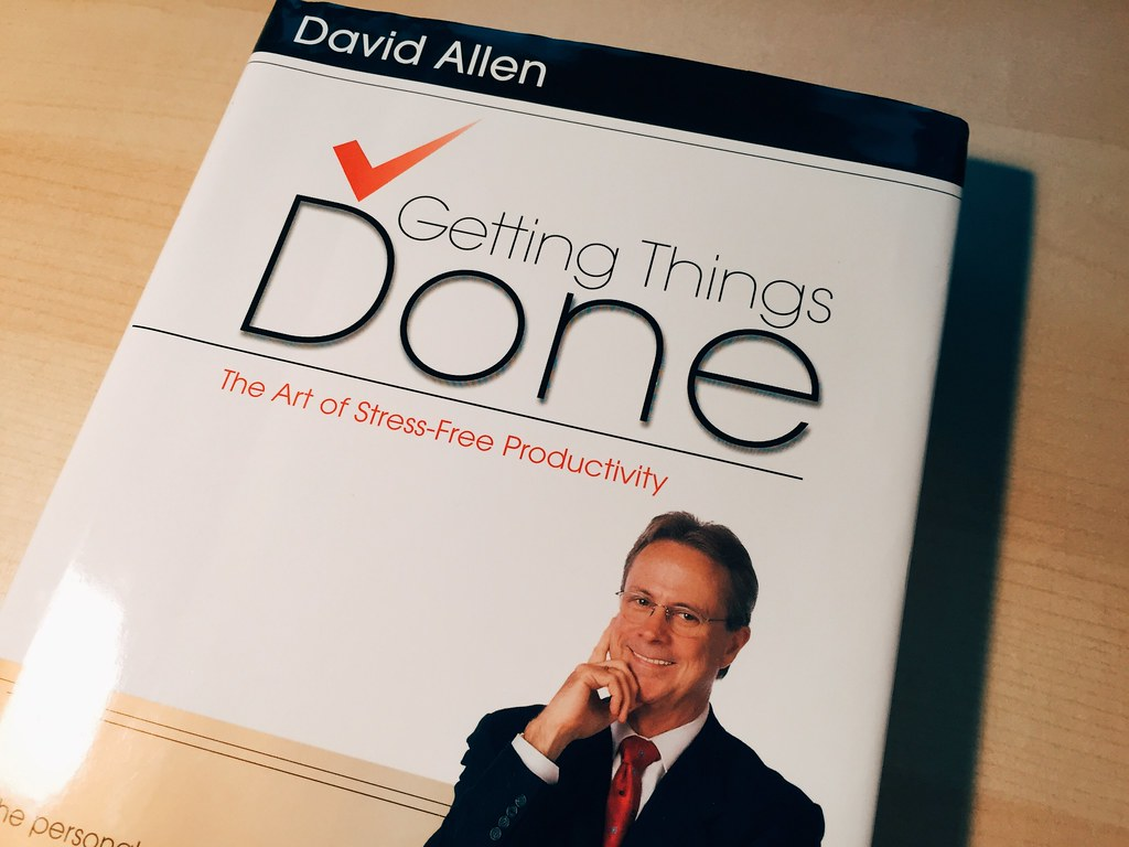 Getting Things Done (4/21/15)