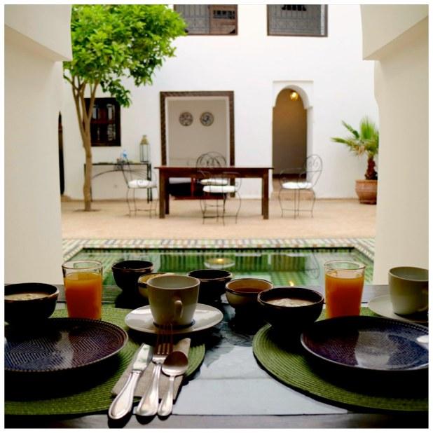 Riad recomendados en Marruecos