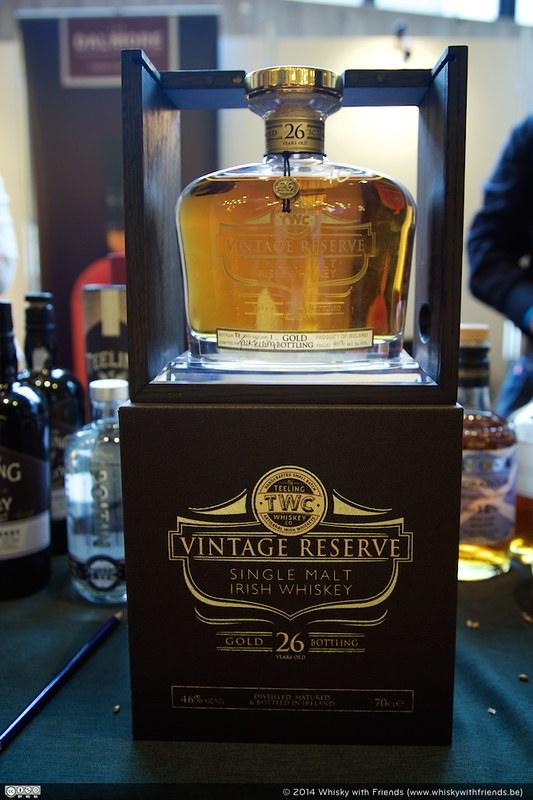 Teeling Single Malt Irish Whiskey 26 Years Old