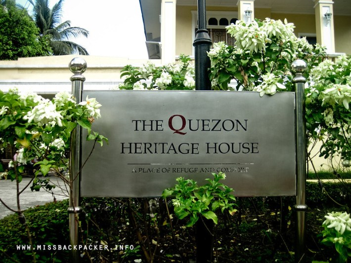 The Quezon Heritage House