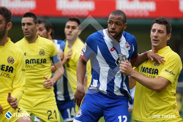 Jornada 37ª. Villarreal - Deportivo