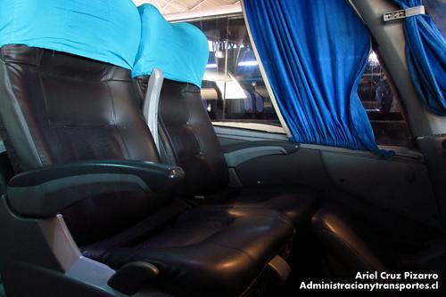 Ciktur - Semi Cama - Marcopolo Paradiso 1800 DD G7 / Volvo (DRZH21)