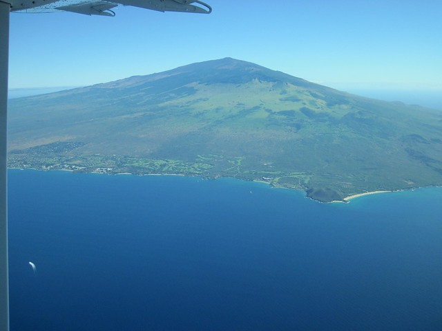 Aerial Picture of Maui