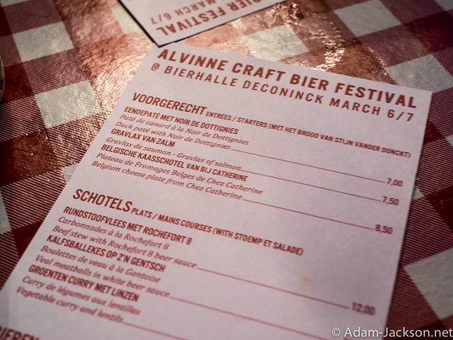 Alvinne Craft Beer Festival 2015