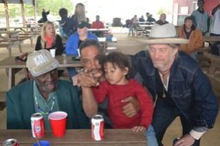 010 Leo Bud Welch, Duwayne Burnside, Duwayne Jr & Jimbo Mathus