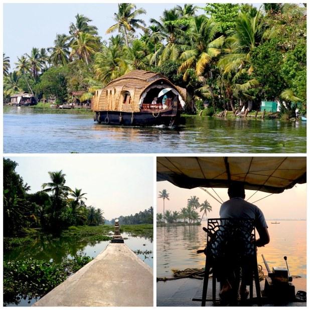 Cómo recorrer las backwaters de Kerala