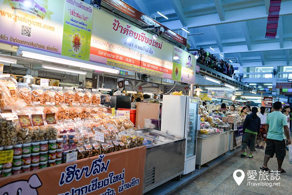 清迈市集 龙眼市场 Ton Lam Yai Market 08