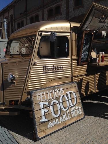 Food Truck, Madrid