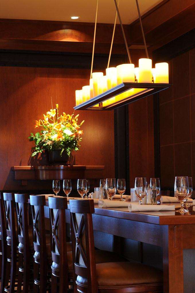 kitchen booths kohler faucet parts tacoma golf & country club - bargreen ellingson restaurant ...