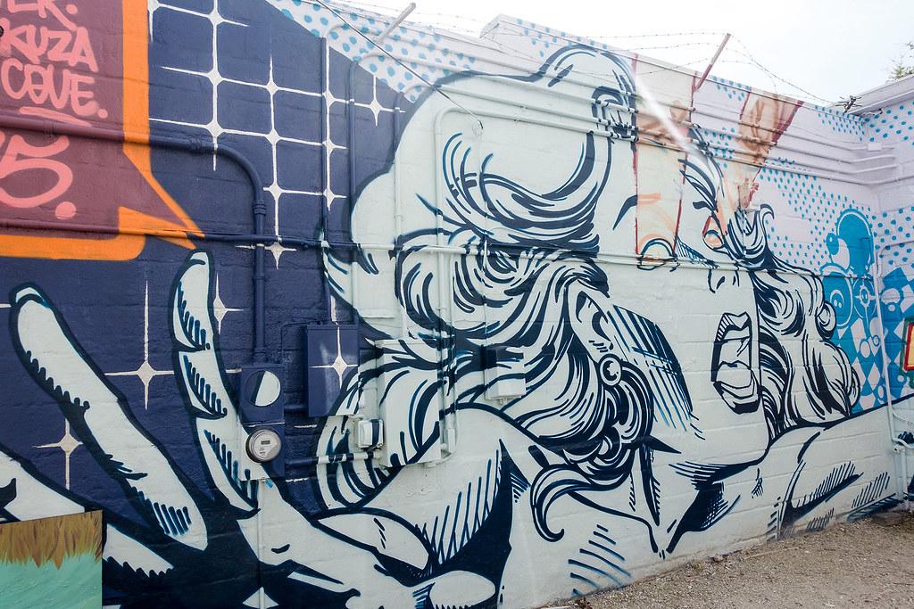 Street Art - St Petes 03