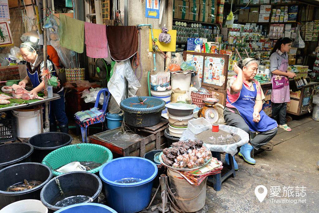 清迈市集 龙眼市场 Ton Lam Yai Market 01