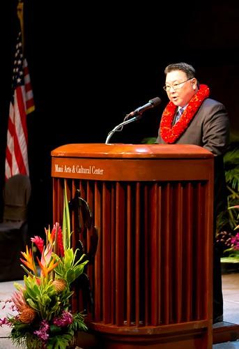 maui Mayor Alan Arakawa 2014 State of the County Address
