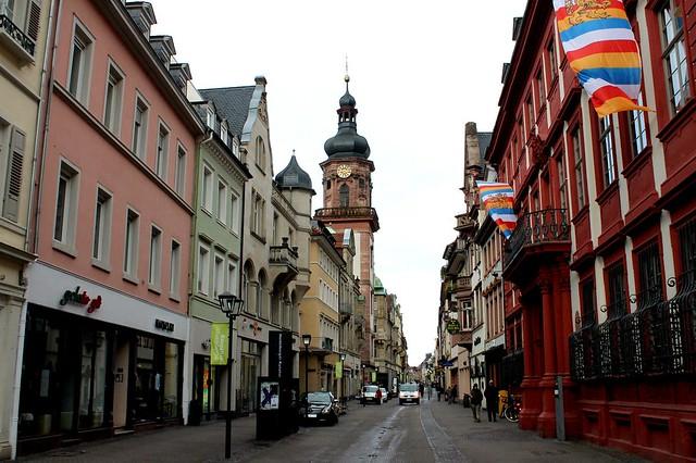 Que ver en Heidelberg