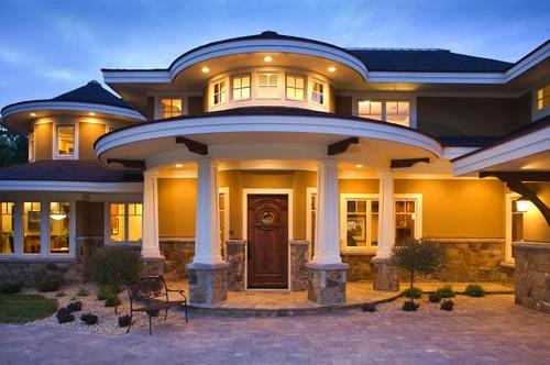 Exterior House plans