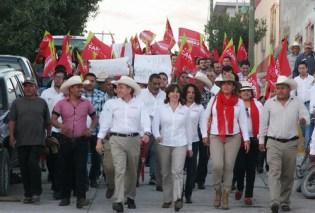 Carreras promete un ICAT en el Altiplano, durante gira en Villa de Guadalupe