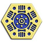 Weylan Yutani Engineering Department Pin