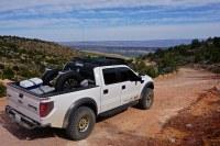 Gobi Stealth Roof Rack - FORD RAPTOR FORUM - Ford SVT ...