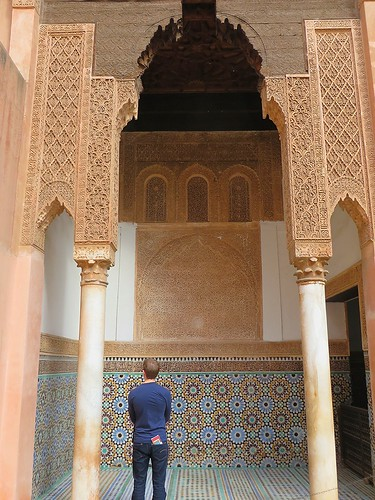 Saadian Tombs, Marrakech, the best places to visit in Morocco