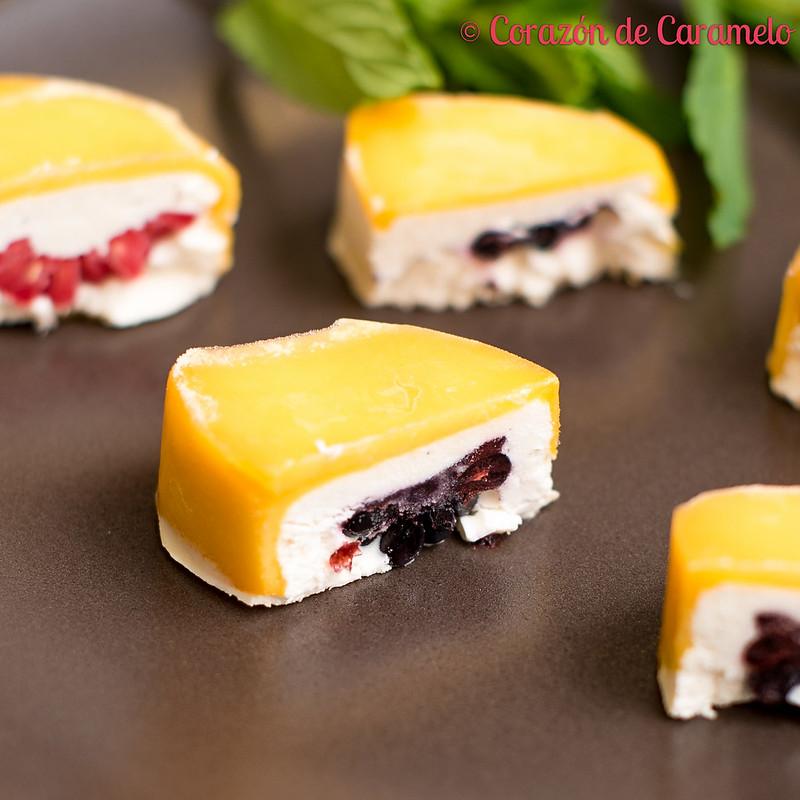 Sushi Gunkan dulce