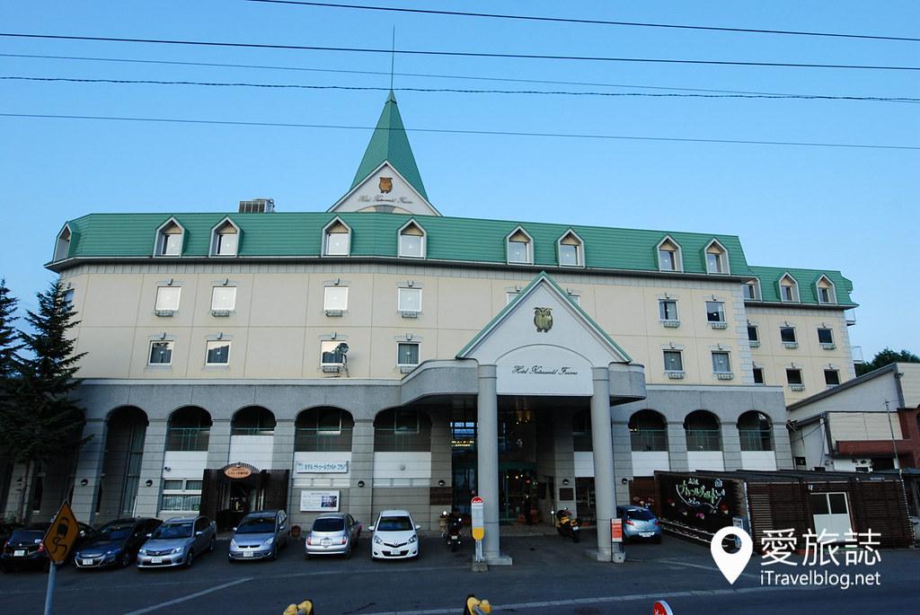 富良野自然森林酒店 Hotel Naturwald Furano 01