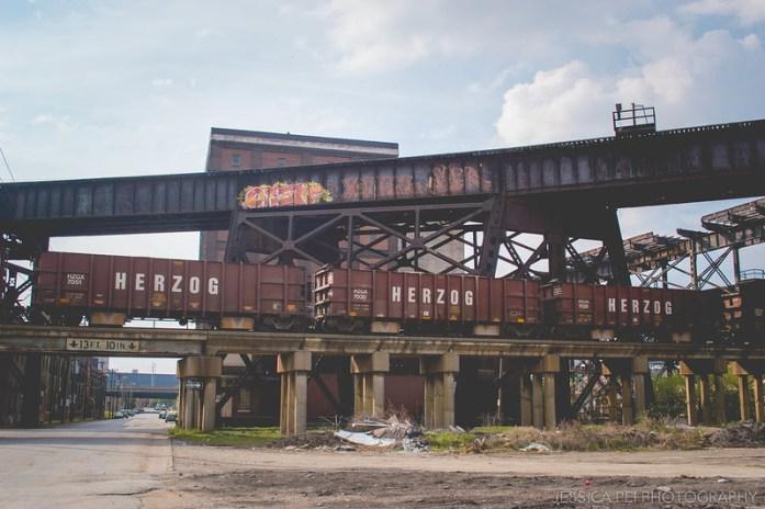 St. Louis Riverfront Train