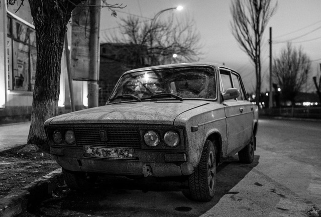 Photo:Armenian Car By:mripp