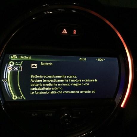 problema batteria - Motore - mega MINI forum