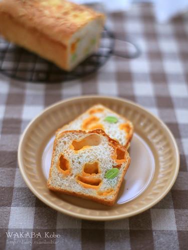 枝豆チーズブレッド 20150322-IMG_8540
