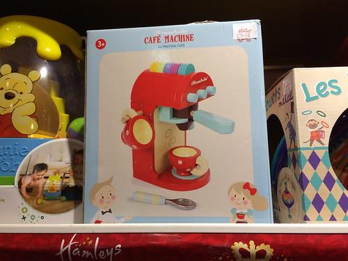 Espresso machine for kids