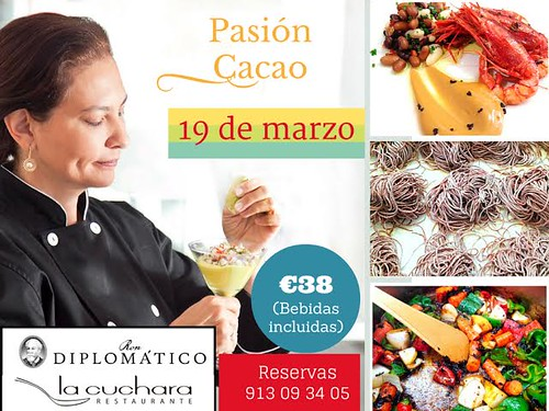 Pasion Cacao Madrid