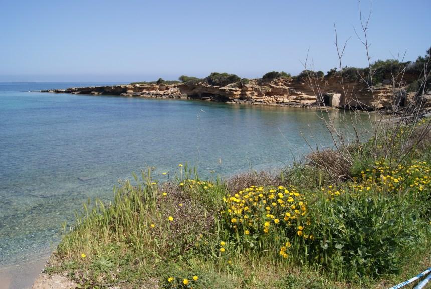 De la Colonia de Sant Pere a Calas de Betlem.