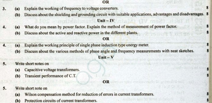 RTU: Question Papers 2014 - 6 Semester - EE - 6E3115
