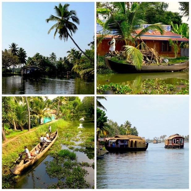 Tour Backwaters Kerala