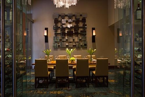 El restaurante del JW Marriott Mexico City Xanat presenta