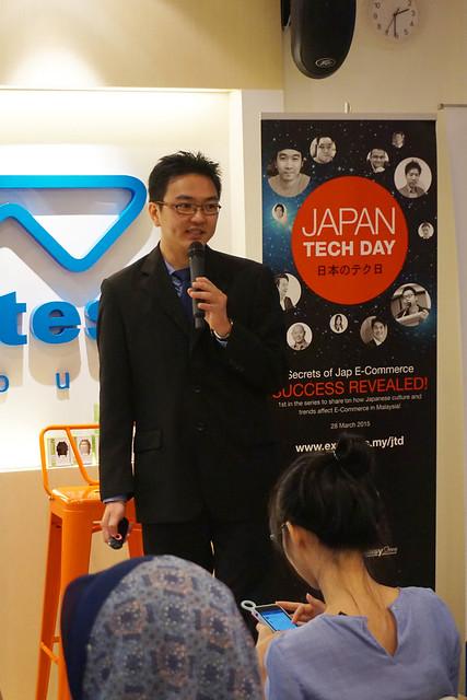 Exabytes Japan Tech Day 2015 event photo