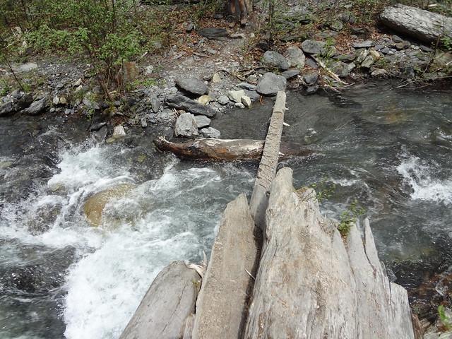 Pyrites Creek