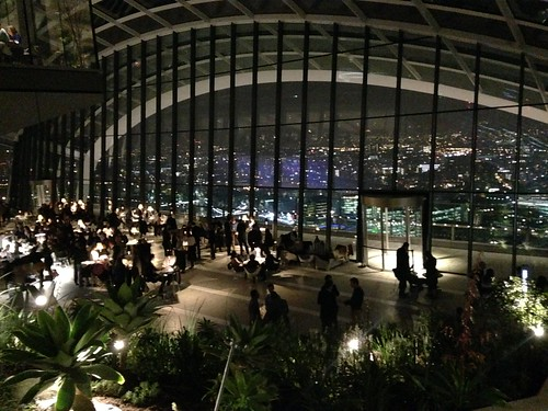 Sky Garden, Fenchurch St